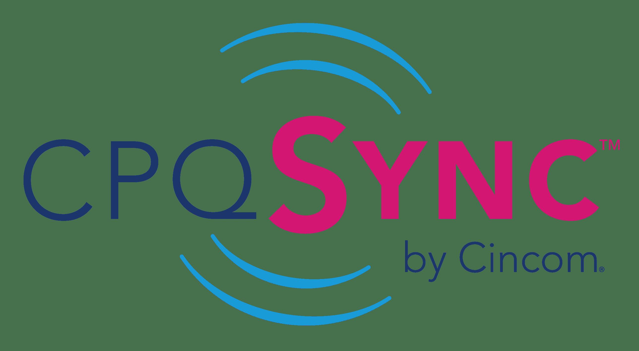 CPQ sync